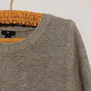 Gap | Long Length Knot Knitted Pullover Sweater